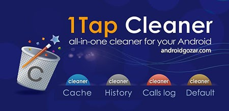 1Tap Cleaner Pro 2.96 دانلود نرم افزار پاکسازی اندروید