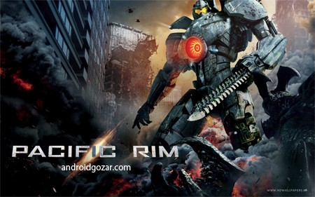 Pacific Rim 1.9.6 دانلود بازی اکشن حاشیه اقیانوس آرام+دیتا+مود