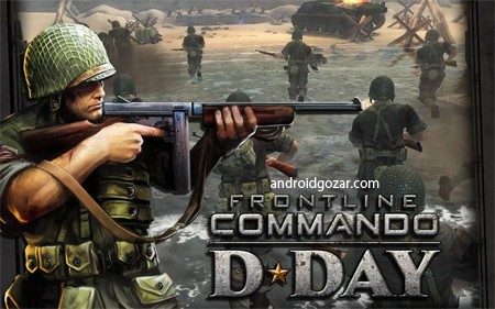 com glu flcn new 1 FRONTLINE COMMANDO D DAY 3.0.4 دانلود بازی تکاور خط مقدم: روز آغاز+مود+دیتا