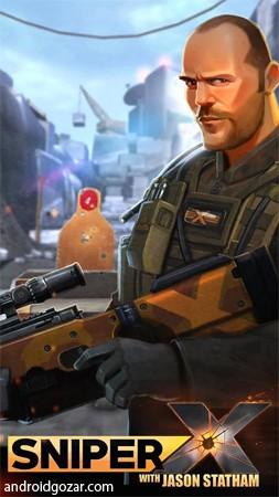 com glu sniperx 2 SNIPER X WITH JASON STATHAM 1.3.0 دانلود بازی اسنایپر X با جیسون استاتهام+مود