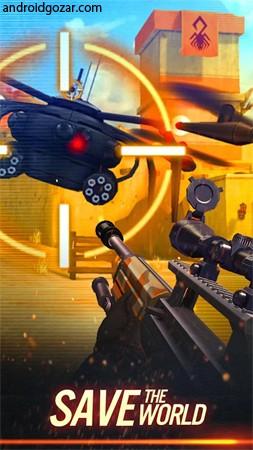 com glu sniperx 6 SNIPER X WITH JASON STATHAM 1.3.0 دانلود بازی اسنایپر X با جیسون استاتهام+مود