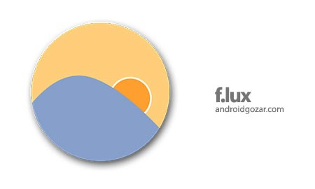 f.lux (preview, root-only) 22.0 دانلود نرم افزار تنظیم روشنایی صفحه در شب