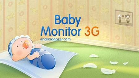 Baby Monitor 3G 4.2.5 دانلود نرم افزار مانیتور (نظارت) کودک