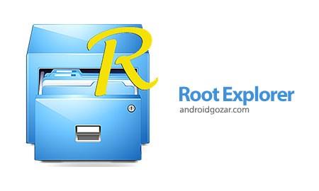Root Explorer 4.0.3 Patched نرم افزار مدیریت فایل قدرتمند اندروید