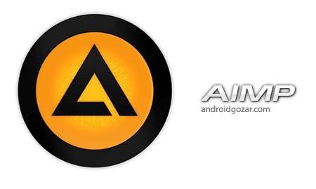 AIMP 2.50 دانلود نرم افزار پخش کننده صوتی اندروید