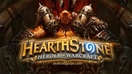 Hearthstone Heroes of Warcraft 6.2.15153 دانلود بازی هارت استون قهرمانان وارکرفت+دیتا