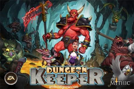com ea game dungeonkeeper row 1 Dungeon Keeper 1.6.83 دانلود بازی محافظ سیاه چال+مود