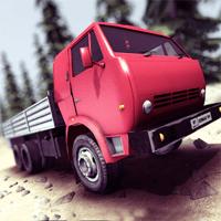 Truck Driver crazy road 1.13d دانلود بازی رانندگی کامیون