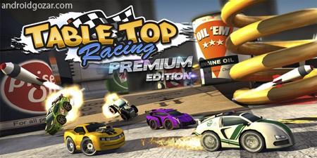 com playrisedigital ttge 1 Table Top Racing Premium 1.0.41 دانلود بازی مسابقات رالی روی میز+مود+دیتا