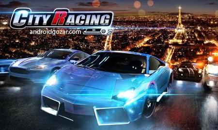 City Racing 3D 3.1.133 دانلود بازی مسابقات اتومبیل رانی شهری