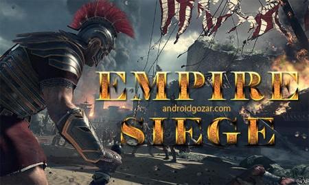 Empire Siege 4.25.0 دانلود بازی استراتژیکی محاصره امپراطوری
