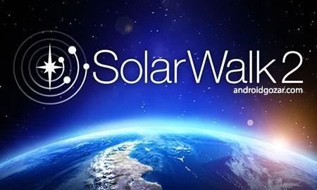 Solar Walk 2 – Space & Planets 1.3.1.35 Unlimited Premium دانلود نرم افزار آموزشی منظومه شمسی