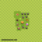 best-clash-of-clans-town-hall-1-base-layouts-farming-5