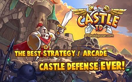 castle defense 0 Castle Defense 1.6.3 دانلود بهترین بازی استراتژی دفاع از قلعه