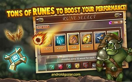 castle defense 3 Castle Defense 1.6.3 دانلود بهترین بازی استراتژی دفاع از قلعه