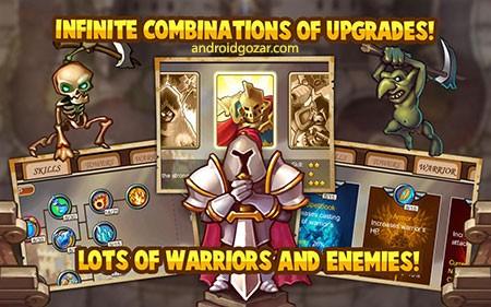 castle defense 4 Castle Defense 1.6.3 دانلود بهترین بازی استراتژی دفاع از قلعه