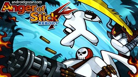 Anger Of Stick 4 1.1.4 دانلود بازی اکشن خشم استیک 4