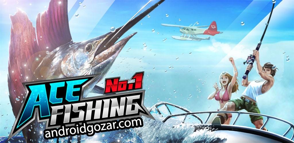 Ace Fishing: Wild Catch 2.4.1 دانلود بازی ماهیگیری اندروید