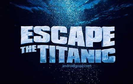 Escape Titanic 1.2.9 دانلود بازی معمایی فرار تایتانیک+مود