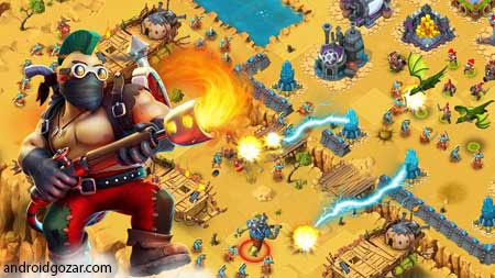com gameinsight cloudraiders 3 Cloud Raiders 7.8.0 دانلود بازی استراتژی مهاجمان