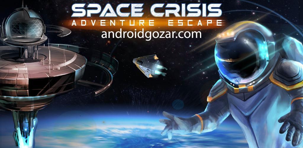 com haikugamesco escapespace 0 Adventure Escape: Space Crisis 1.20 دانلود بازی کاوش ایستگاه فضایی و همچنین پیدا کردن و یافتن بازماندگان