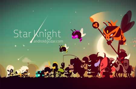 Star Knight 1.1.7 دانلود بازی پلتفرم اکشن شوالیه ستاره+مود