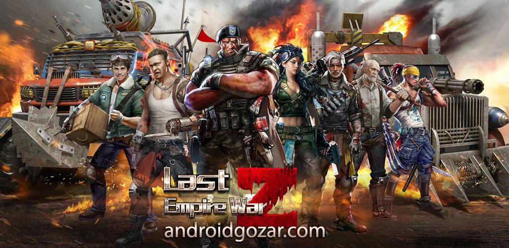 Last Empire – War Z: Strategy 1.0.128 دانلود بازی آخرین امپراطوری اندروید