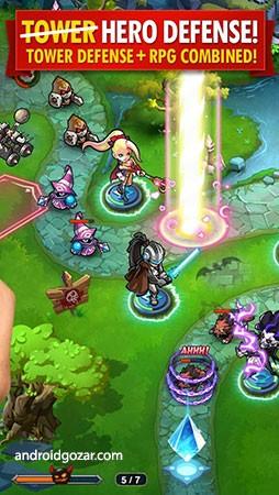 com moonton magicrush 2 Magic Rush: Heroes 1.1.68 دانلود بازی هجوم جادویی: قهرمانان