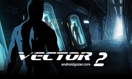 com nekki vector2 1 Vector 2 0.7.5 دانلود بازی پارکور وکتور 2 + مود