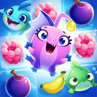 Fruit Nibblers 1.17.0 دانلود بازی پازل تطبیق میوه نیبلرز + مود