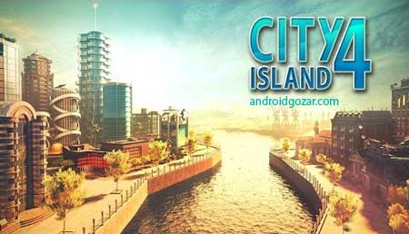 City Island 4: Sim Tycoon (HD) 1.6.0 دانلود بازی جزيره شهر 3: سرمايه دار خيلی مهم+مود