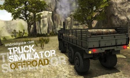 Truck Simulator : Offroad 1.1.4 دانلود بازی شبیه ساز کامیون: خارج از جاده