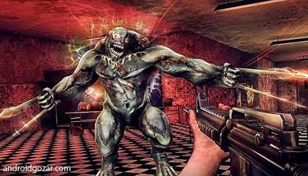 com tapinator infectedhouse zombieshooting 1 Infected House: Zombie Shooter 1.1 دانلود بازی منزل و خانه آلوده: تیراندازی به زامبی+مود