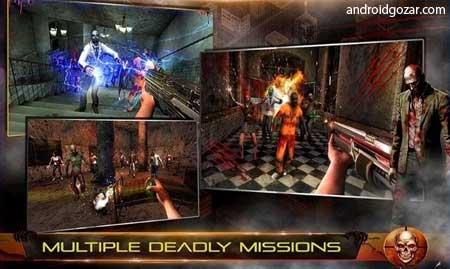 com tapinator infectedhouse zombieshooting 4 Infected House: Zombie Shooter 1.1 دانلود بازی منزل و خانه آلوده: تیراندازی به زامبی+مود