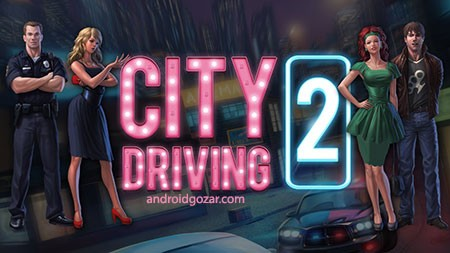 City Driving 2 1.32 دانلود بازی رانندگی در شهر 2 + مود