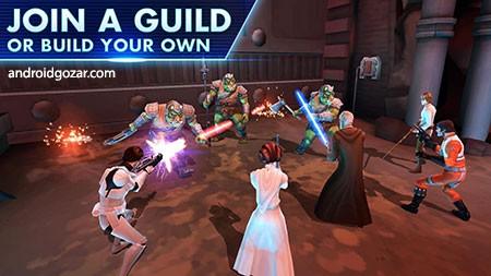 ea game starwarscapital 2 Star Wars: Galaxy of Heroes 0.4.137192 دانلود بازی جنگ ستارگان: کهکشان قهرمانان