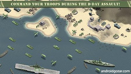 hg burningbridgesfree 1 1944 Burning Bridges 1.1.0 دانلود بازی بزرگترین حمله نظامی جنگ جهانی دوم