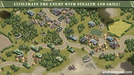 hg burningbridgesfree 3 1944 Burning Bridges 1.1.0 دانلود بازی بزرگترین حمله نظامی جنگ جهانی دوم