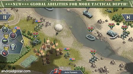 hg burningbridgesfree 4 1944 Burning Bridges 1.1.0 دانلود بازی بزرگترین حمله نظامی جنگ جهانی دوم