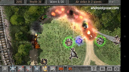 net defensezone2 5 Defense Zone 2 HD 1.5.1 دانلود بازی منطقه دفاعی 2 +مود+دیتا
