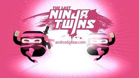 no agens ntwinz 1 The Last Ninja Twins 8 دانلود بازی آخرین نینجای دوقلو+مود