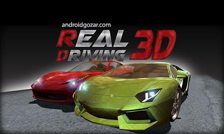 ovilex realdriving3d 0 Real Driving 3D 1.5.1 دانلود بازی رانندگی ماشین رویایی+مود