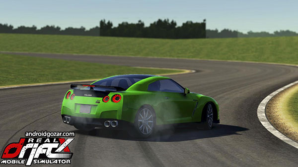 Real Drift X Car Racing 1.3.1 دانلود بازی دریفت ماشین واقعی + مود