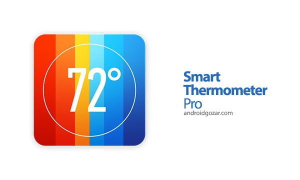 Smart Thermometer Pro 2.7 دانلود دماسنج هوشمند اندروید