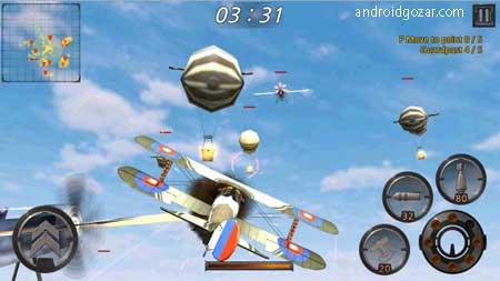 com mobirix feelent 3 Air Battle: World War 1.0.6 دانلود بازی نبرد هوایی: جنگ جهانی+مود