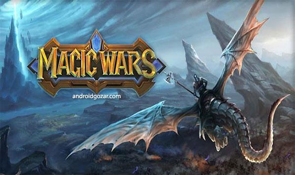Magic Wars 0.2.38 دانلود بازی استراتژی جنگ های جادویی