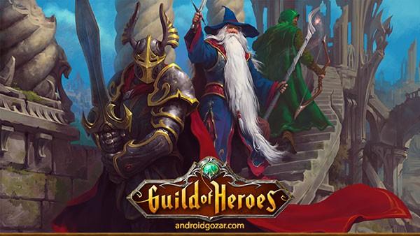 Guild of Heroes 1.40.4 دانلود بازی اتحاد قهرمانان اندروید