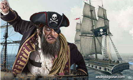 The Pirate: Caribbean Hunt 6.3 دانلود بازی دزدان دریایی: شکار کارائیب+مود