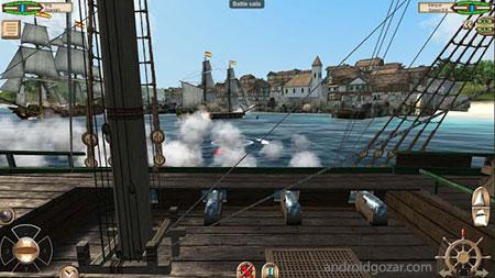 homenetgames pirates 3 The Pirate: Caribbean Hunt 4.1 دانلود بازی دزدان دریایی: شکار کارائیب+مود