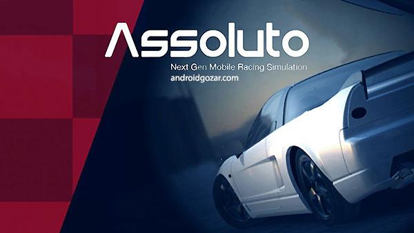 Assoluto Racing 1.4.2 بازی مسابقه ماشین سواری اندروید + مود
